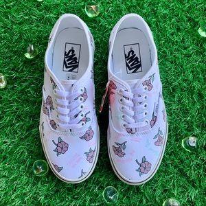 Vans Authentic Thank You Floral Shoe